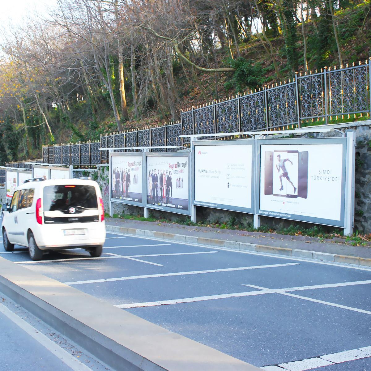 billboard reklamları - medya atak