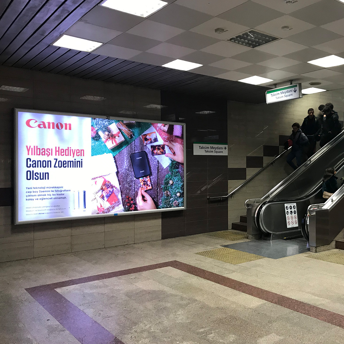 medya atak metro billboard