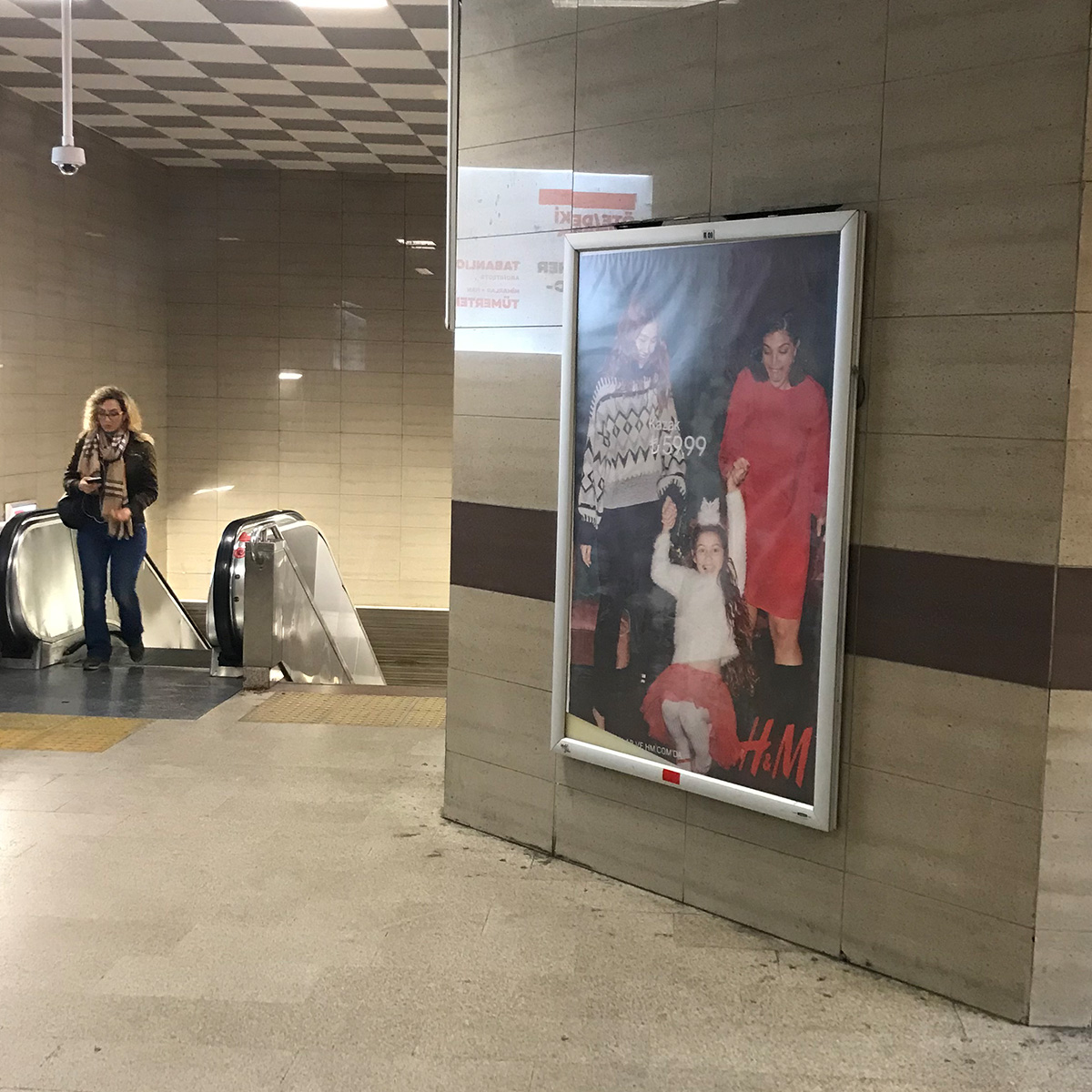 medya atak metro raket